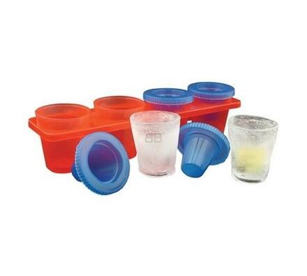 Ice Shot Glasses 4 Pack