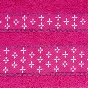Osuška Vanesa růžová, 70 x 140 cm