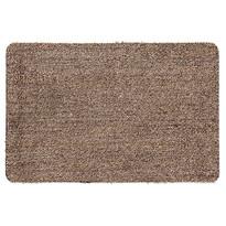 Clean Mat lábtörlő, barna, 45 x 70 cm