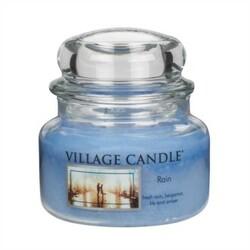 Village Candle Vonná svíčka ve skle, Déšť - Rain, 269 g, 269 g