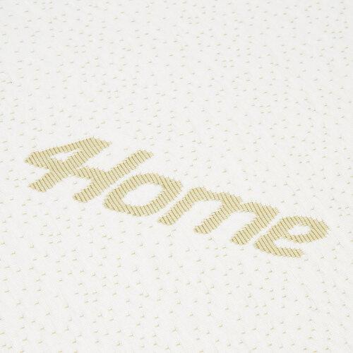 4Home Luxury Nyaktámasztó ékpárna , 50 x 80 cm