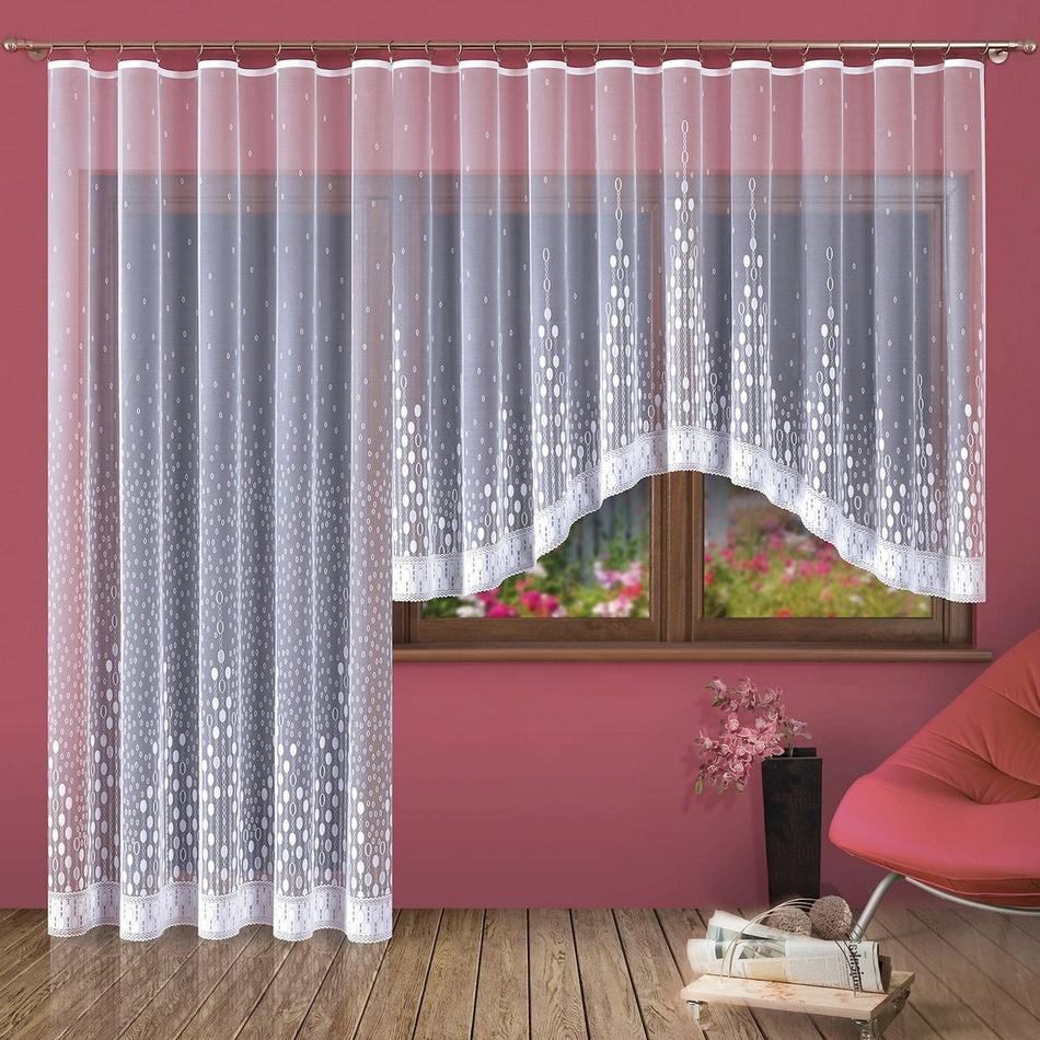 Produktové foto Forbyt Kusová záclona Paula, 200 x 250 cm, 200 x 250 cm