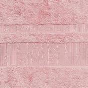 Ručník Bamboo růžová, 50 x 90 cm