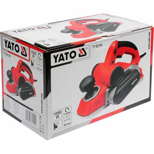 Yato YT-82140 Elektrický hoblík 1050 W, 82 mm