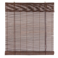 Roleta bambusová teak, 60 x 160 cm