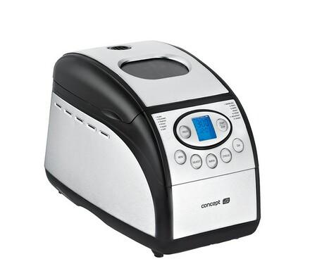Concept PC-5060 nerezová pekárna chleba