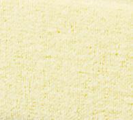 Flanelové prostěradlo, žlutá, 100 x 200 cm
