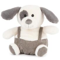 Plyšový pes s kšandami, 22 cm