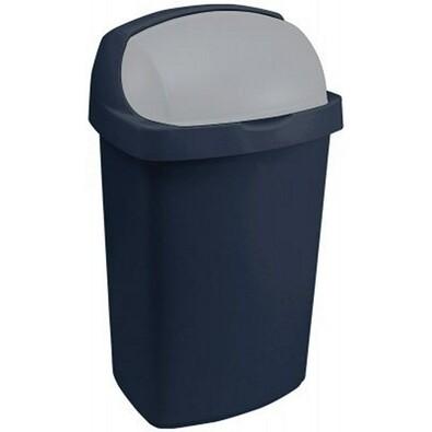 Curver ROLL TOP odpadkový koš 50 L, modrá