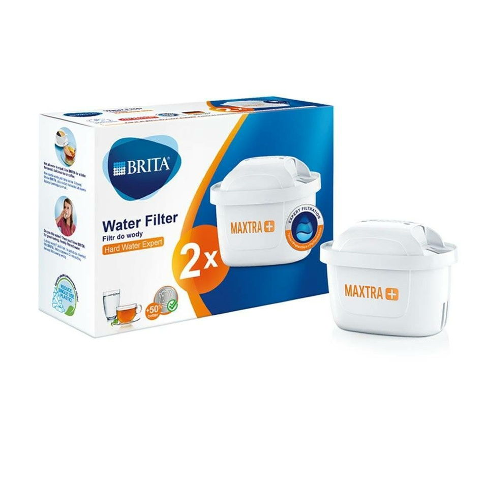 Brita Maxtra+ Hard Water Expert, 2 ks