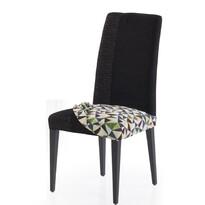 Multielastický poťah na sedák na stoličku Baden Big, 50 x 60 cm, sada 2 ks