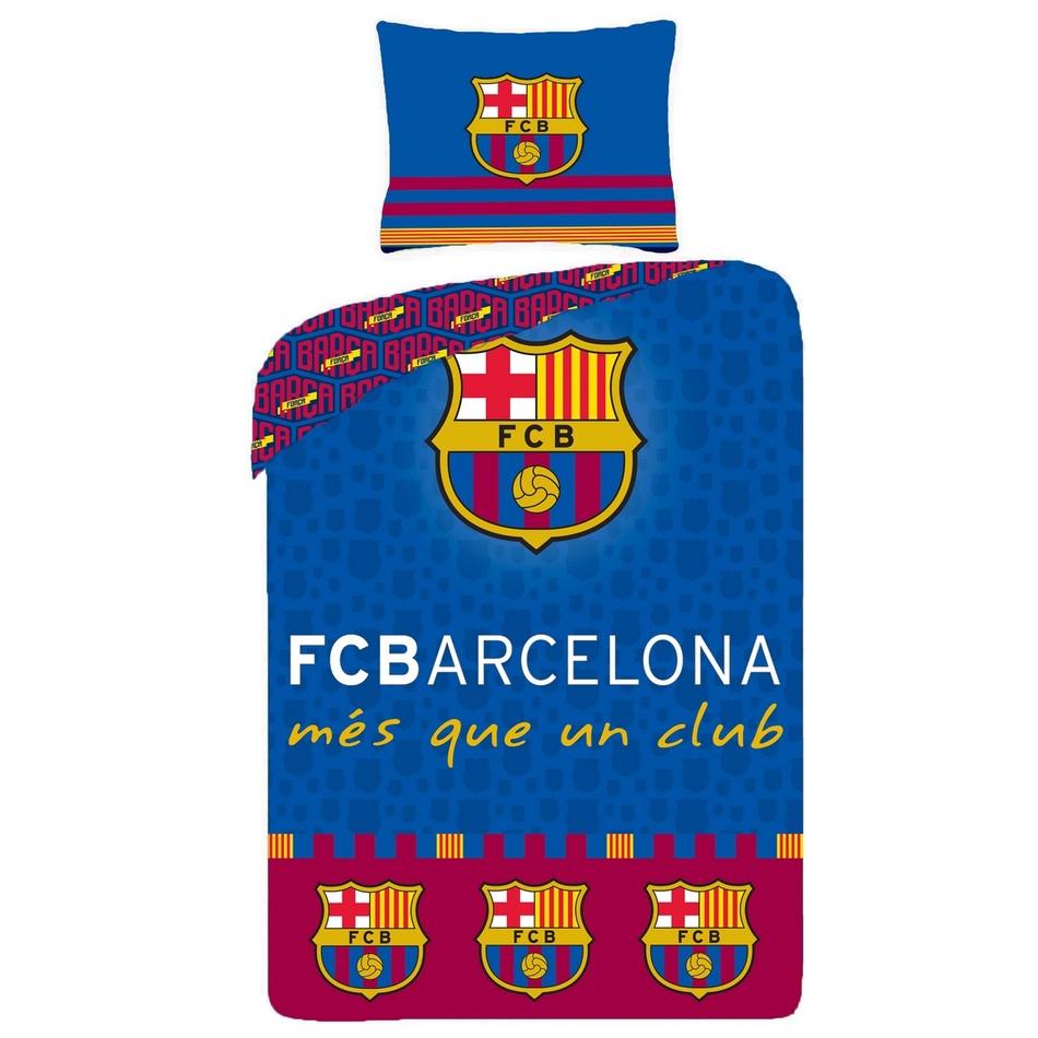 Halantex povlečení FC Barcelona 8010 140x200 70x90 bavlna