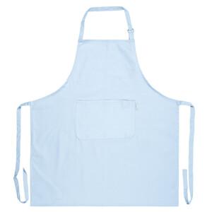 Altom Kuchyňská zástěra světle modrá, 70 x 80 cm