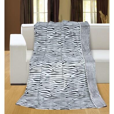 Deka Reliéf micro Zebra, 150 x 200 cm