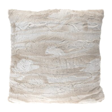 Polštář béžová, 45 x 45 cm