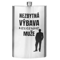 Orion Darčeková ploskačka NEZBYTNÁ VÝBAVA MAXI, 1,7 l