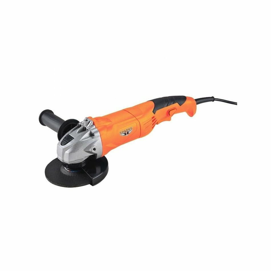 Sharks SH 125 / Úhlová bruska / 910 W / 125 mm / 12000 ot-min (SHK531)