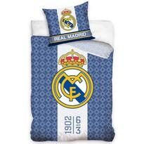 Pościel bawełniana Real Madrid 1902, 140 x 200 cm, 70 x 80 cm