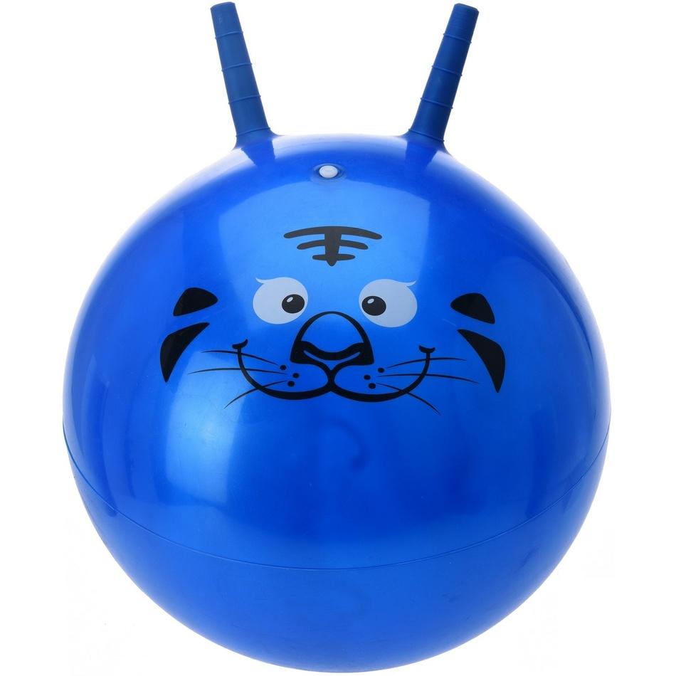 Dětský skákací míč, modrá