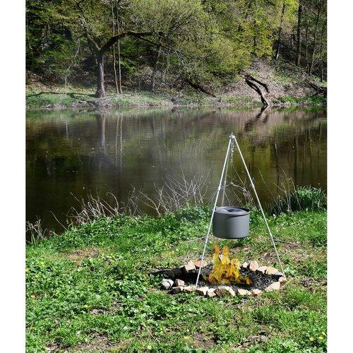 Cattara Skládací trojnožka na kotlík Field, 86 cm