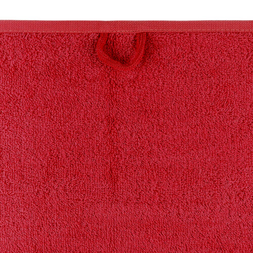 Prosop 4Home Bamboo Premium, roșu, 50 x 100 cm, set 2 buc.