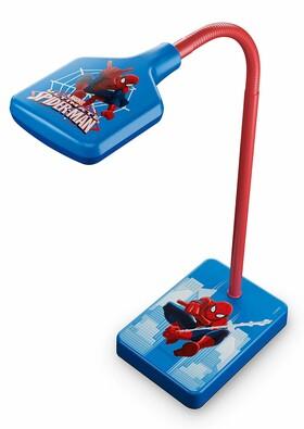 Philips dětská stolní lampa Spiderman