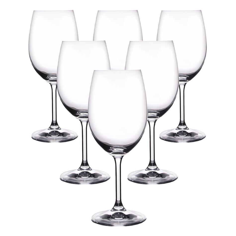 Sklenice LARA 0,45l víno 6 ks