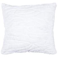 Povlak na polštářek Clara bílá, 45 x 45 cm