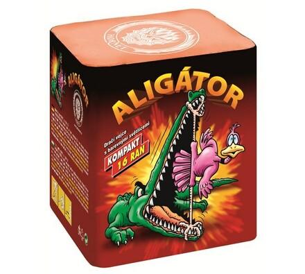 Vražedný Aligátor, 25 ran