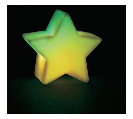 Hvězda měnící barvy