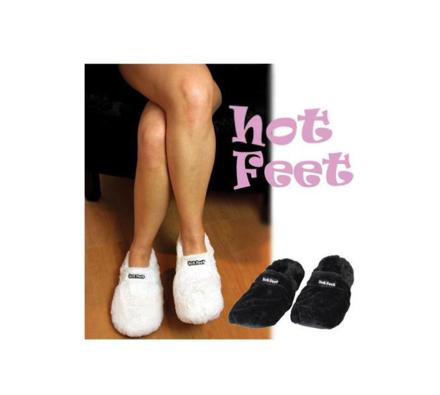 Hřejivé domácí boty