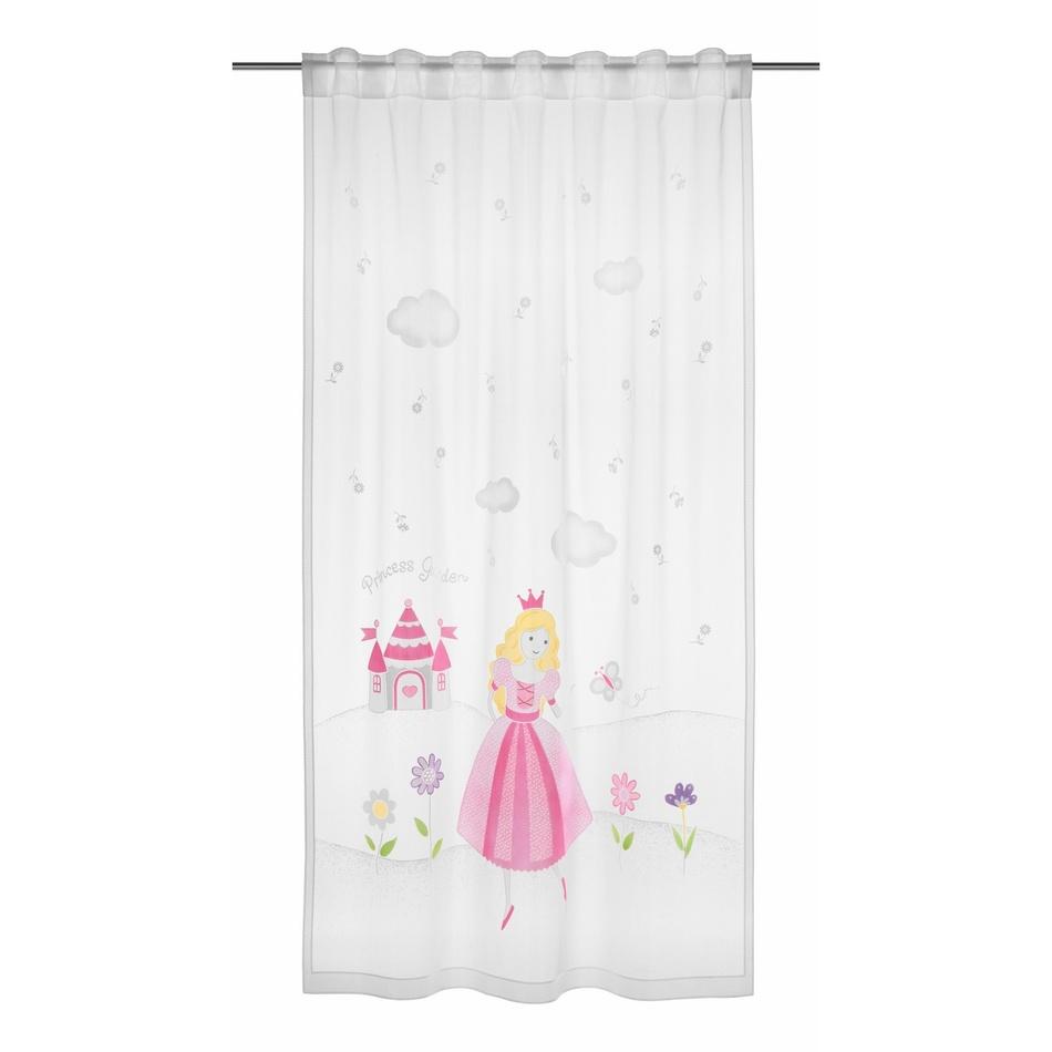 Albani Dětská záclona Princezna, 140 x 245 cm