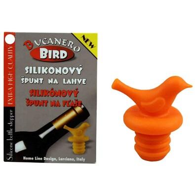 Silikonový špunt na láhve BIRD 3ks