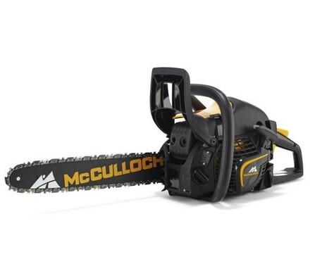 Benzínová řetězová pila McCulloch  CS350, černá