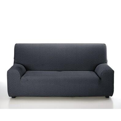 Multielastický poťah na sedaciu súpravu Sada modrá, 240 - 270 cm