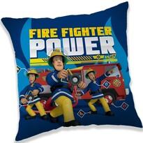 Pernă Pompierul Sam 02, 40 x 40 cm