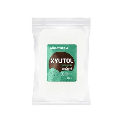 Allnature Xylitol moučka, 1 kg