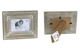 Fotorámeček dřevěný pro rozměr fotky 9 x 13 cm