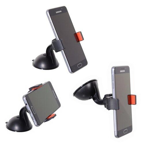 Compass Držák telefonu / GPS na přísavku Side, černá