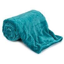 Aneta takaró, türkiz, 150 x 200 cm