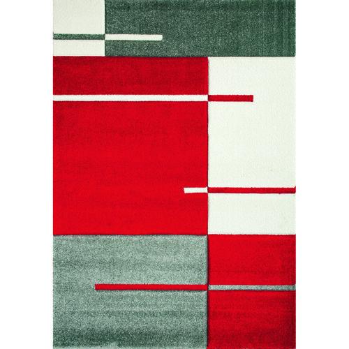 Kusový koberec Hawai 1310/02 red, 160 x 230 cm