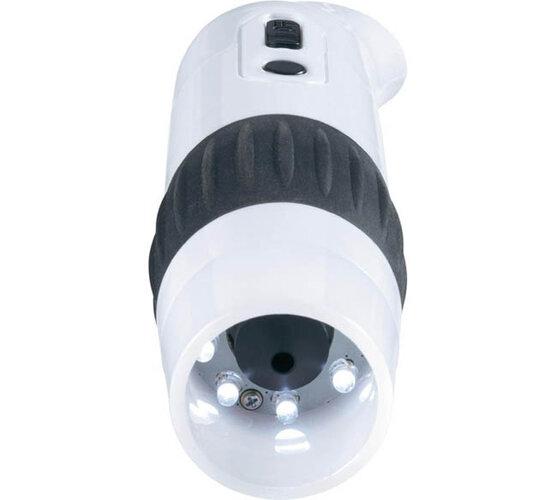 Digitálna mikroskopová kamera na usb, biela + čierna