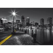 Fototapeta XXL Bostonské nábrežie 360 x 270 cm, 4 diely