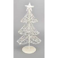 Vánoční dekorace Stromek s perličkami, 30 cm