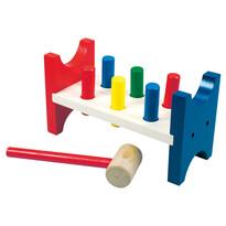Bino Kalapács és szögek játék