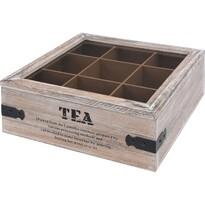 Cutie pentru pliculețe de ceai Koopman