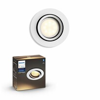 Philips Hue 50411/31/P9 podhľadové LED svietidlo Milliskin 5,5 W, biela
