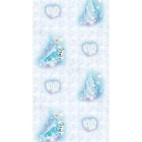 Detská fototapeta Ľadové kráľovstvo Elsa, 53 x 1005 cm