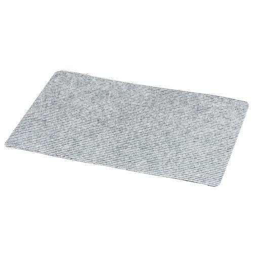 Rohožka Quick step sivá, 40 x 60 cm