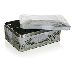 Banquet Puszka / pudełko na herbatę Olives